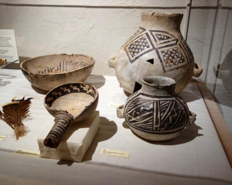 Ladle and pots