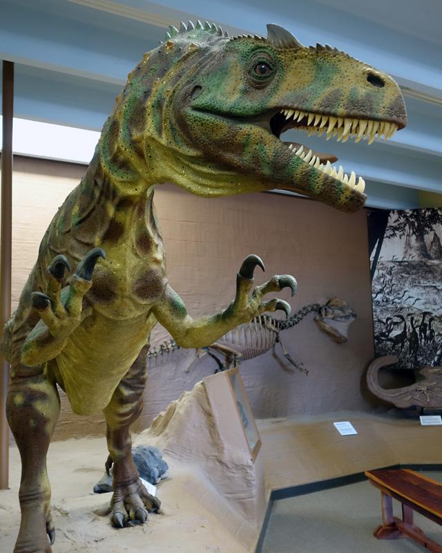 Allosaurus (Utah state fossil)