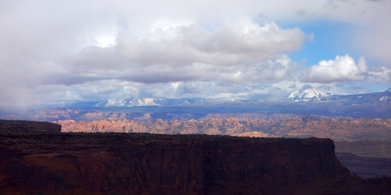Intervening: Dead Horse Point State Park