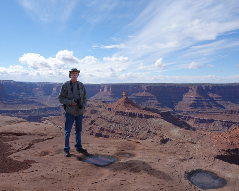 "At the ""real"" Dead Horse Point"