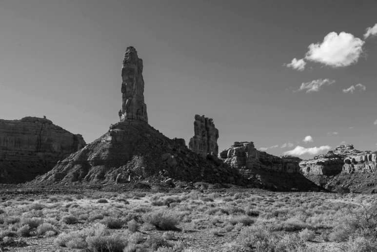 Spires & buttes