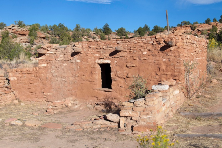 Pueblo ruin, McElmo Canyon, SW CO
